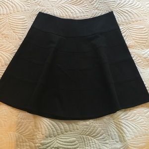 Like New Joie Short Black Circle Skirt, SZ L
